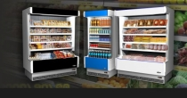 REFRIGERATED WALL-CASES GOLD